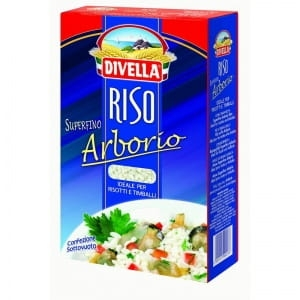 Ryż arborio do risotto Divella 1 kg